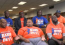 Black dads volunteer to keep peace at Louisiana high school after 23 students were arrested in string of violence